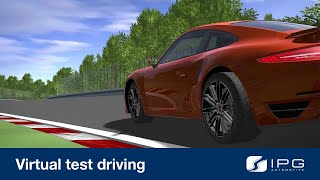 Virtual Test Driving For The Challenges Of Tomorrow