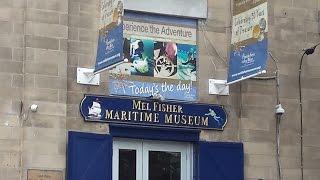Key West - Tour Of Mel Fischer Maritime Museum