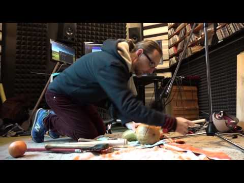 Recording Punch Sound Sources