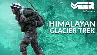 Himalayan Glacier Walk Training at HAWS | High Altitude Warfare School E3P2 | Veer by Discovery