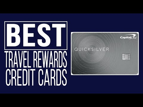 Capital One Quicksilver Card | Should You Get This Travel Rewards Card?