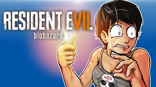 RESIDENT EVIL 7: BIOHAZARD - FAMILY DRAMA! (Banned Footage, Daughters)
