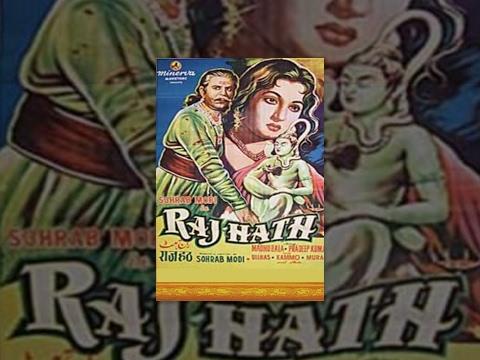 Raj Hath (1956) Full Movie - Popular Old Hindi Movie | Movies Heritage