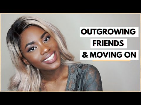 The Truth About Outgrowing Friendships and Moving On