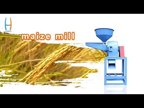 9FC21A maize milling machine grain grinder