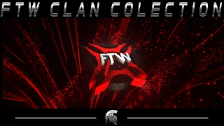 ForTheWin Clan Collection | Epic Apo Style Intro | Dual w/Freeek (C4D)