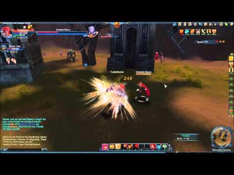 Forsaken World Lvl-21 Stoneman Gameplay by [Roxas]
