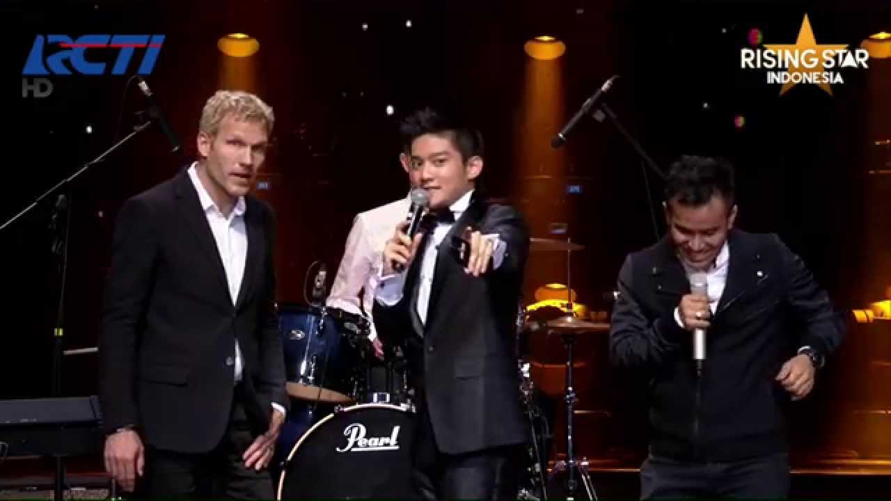 Download Michael Learns To Rock feat. Judika - Grand Final Rising Star Indonesia Eps 24 MP3 Gratis