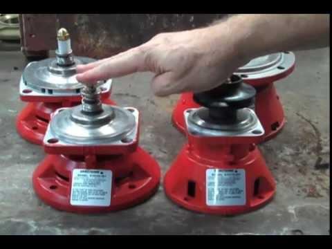 Repair Circulator Pump Armstrong 816999-041 Module Bell Gossett B&G BG Bearing Assembly