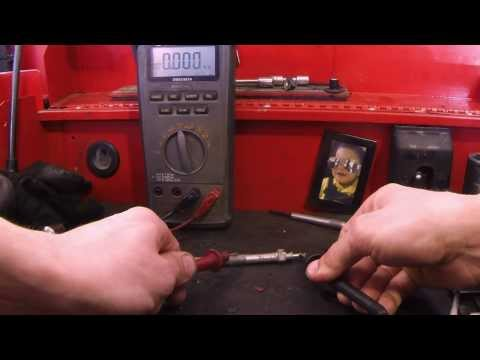 How to Test a Glow Plug (HD)
