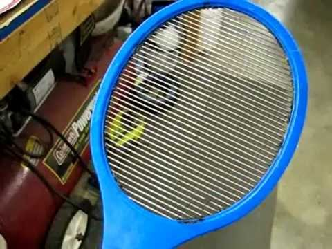Bug zapper on steroids-Home Made