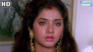 Shah Rukh Khan & Divya Bharti Meets Rishi Kapoor at Party - Deewana {1992} - Best Romantic Movie