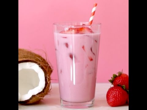Make Your Own Starbucks Pink Drink