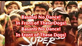 Basanti No Dance (Super 30) - Ayan'Bose Lyrics (ABL)
