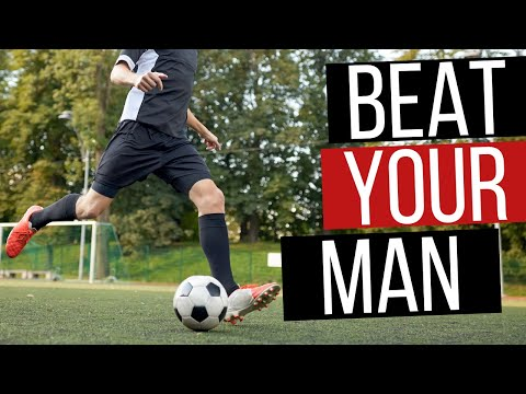 5 Best Soccer Moves To Get By A Defender