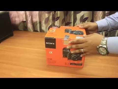Sony Alpha A58 Y DSLR/DSLT Camera | Unboxing and Sample Images