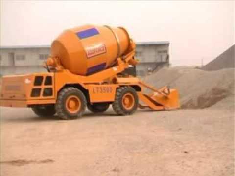 ADDFORCE mini batching plant and self loading mixer truck Malaysia & Indonesia