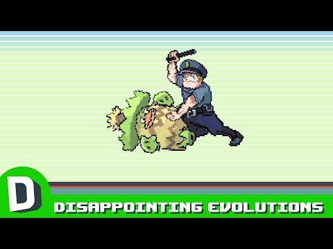 Why Pokemon SHOULDN'T Be Disappointed By Their Evolutions