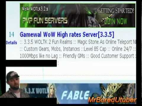 Molten-WoW ® How to Join FOR FREE - FOR LIFE!!!! - Really is the best server... Part 1