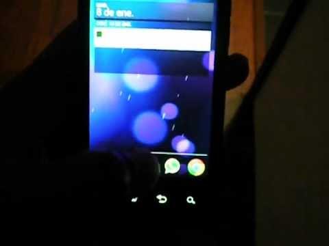 LG Optimus 2X CM10 on ICS Bootloader
