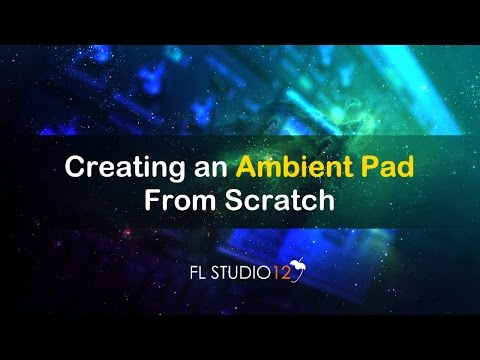 How to make a soothing Ambient Pad | Sylenth1 Tutorial