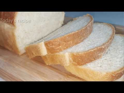 Soft Home-made White Bread