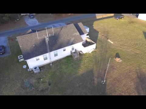 Quadcopter Aerial Video