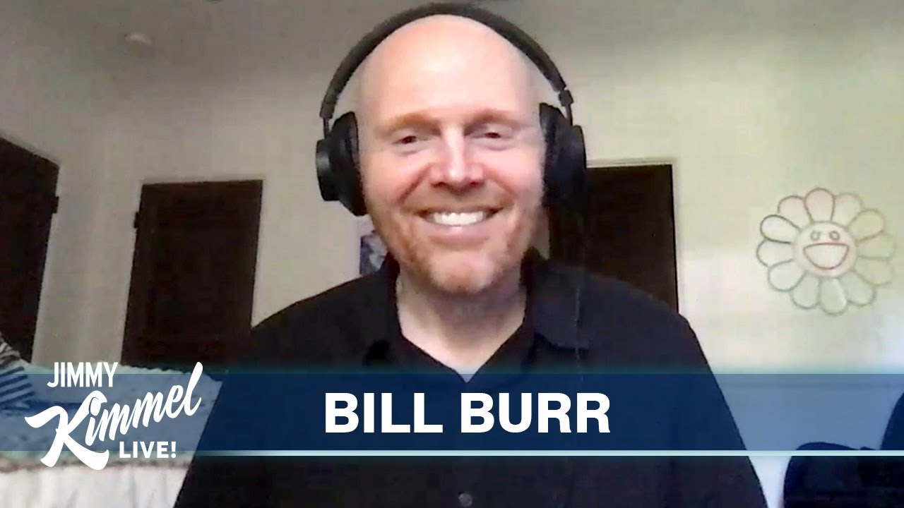 Bill Burr on New Baby & The King of Staten Island