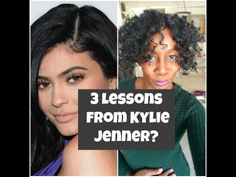 3 Lessons From Kylie Jenner?!