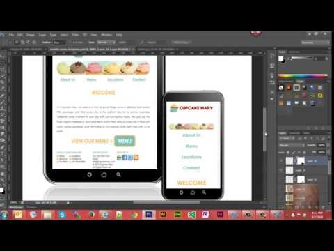 How to Crop on a Single Layer in Photoshop