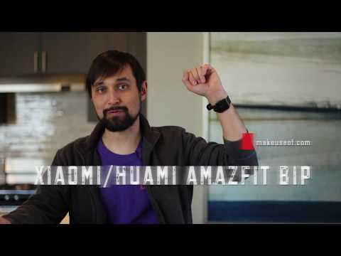 Xiaomi Amazfit Bip Review and GIVEAWAY