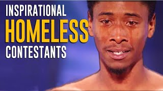 6 Homeless Contestants That Inspired The World With Their Auditions