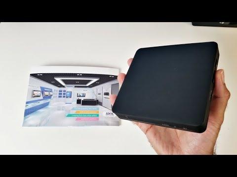 Latest Official Android TV OS Box - SDMC DV8219 - Similar to Xiaomi Mi Box