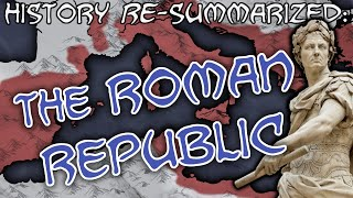 History RE-Summarized: The Roman Republic