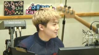 [720p]170109 DJ LeeHongGi - Kiss The Radio (FTISLAND)