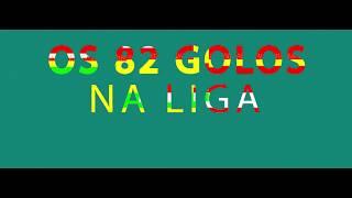 Todos os 82 golos do FC Porto da Liga Portuguesa 2017/18