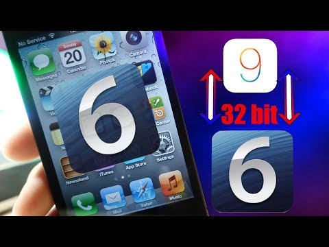 HOW TO DOWNGRADE IOS 9.3.5 TO IOS 6 / IOS 7 FREE 2017!!  NO SHSH BLOBS / DOWNGRADE 4S TO IOS 6