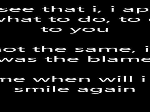 Bel Biv Devoe- When will i see you smile again w/lyrics (on screen)