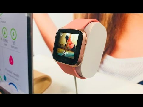Fitbit unveils Apple Watch clone and fitness tracker for ...