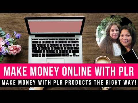 Plr Products|Make Money With PLR Products