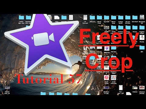 Crop in ANY way in iMovie 10.0.6 | Tutorial 57