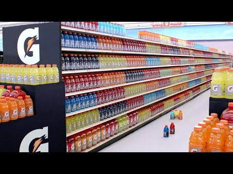 The Secret Behind Pepsi's Protegee: Gatorade's 50 Years Of Success