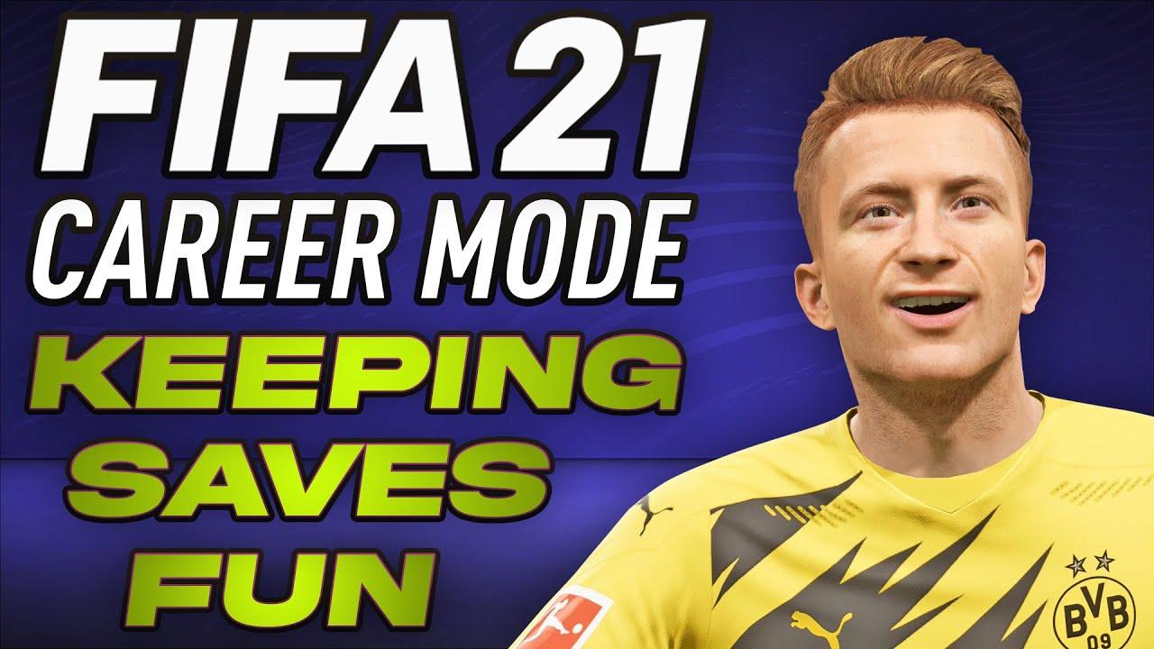 5 Tips To Keep FIFA 21 Career Mode Fun