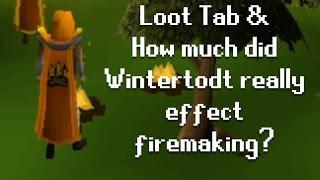 61 99 Firemaking Loot Tab