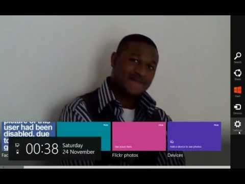 100 Windows 8 Tips and Tricks   100   Change The Photo App Settings and Background Image