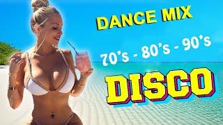 Boney M, Modern Talking, C C Catch Disco Music Hits Nonstop - Best Disco Dance Songs of 70s 80s 90s