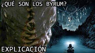 ¿qué Son Los Byrum? ExplicaciÓn | Los Byrum De El Cazador De Sueños O Dreamcatcher Explicados