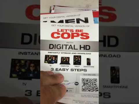 Over 50 free digital HD copy code vudu iTunes ultraviolet Disney PART 3