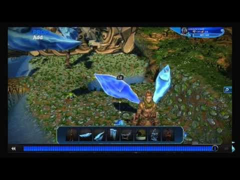 Project Spark How to make Wings - Project Spark tutorial tip 2 Xbox One