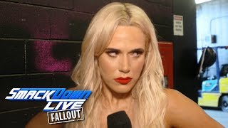 How is Lana feeling after her loss to Naomi?: SmackDown LIVE Fallout, June 27, 2017